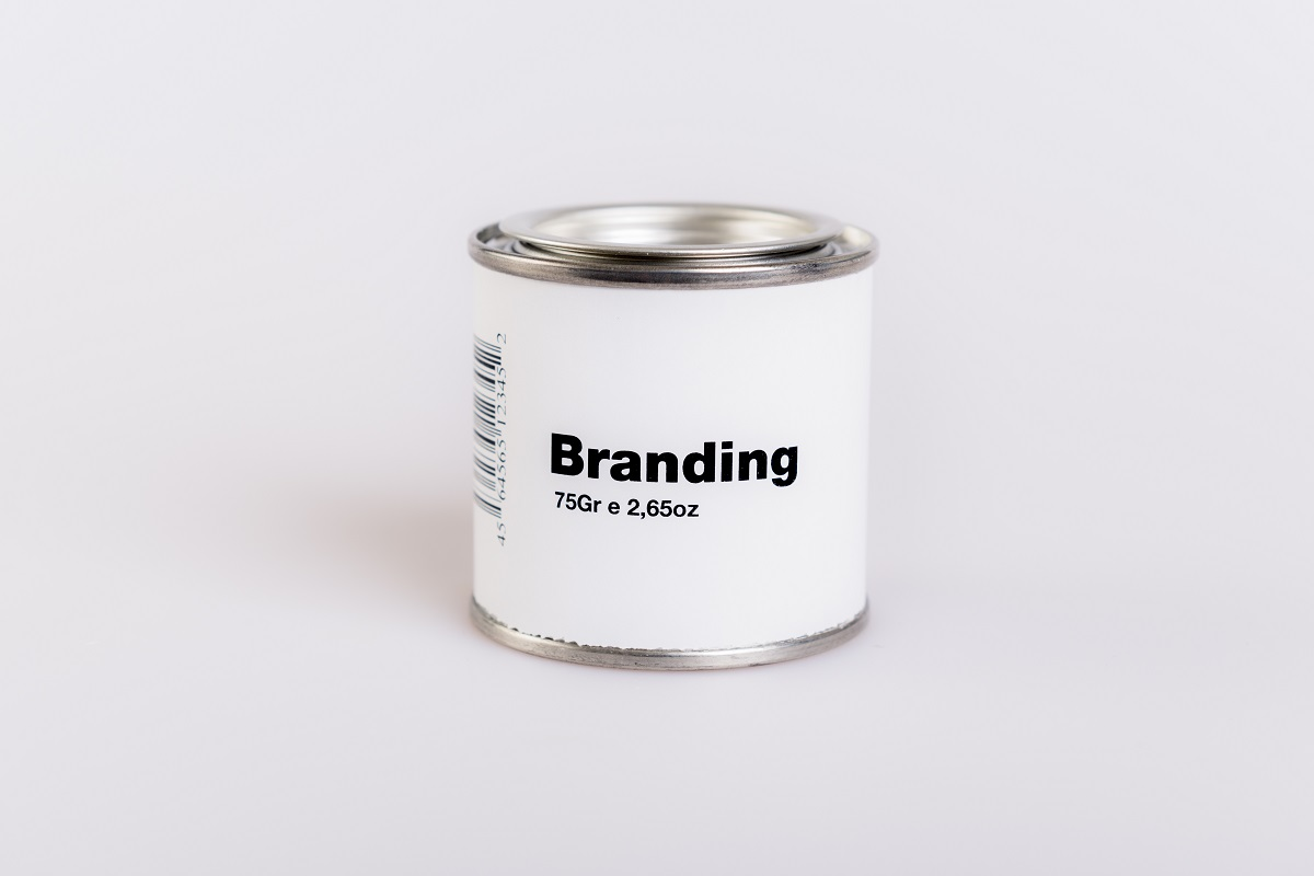 can branding product